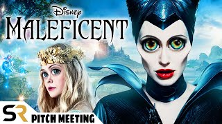 Maleficent Pitch Meeting