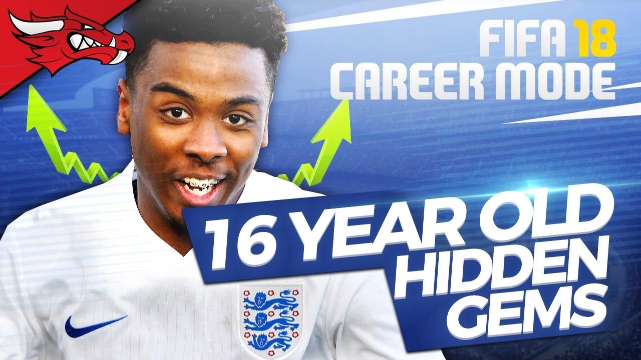 Fifa 18 Career Mode Players