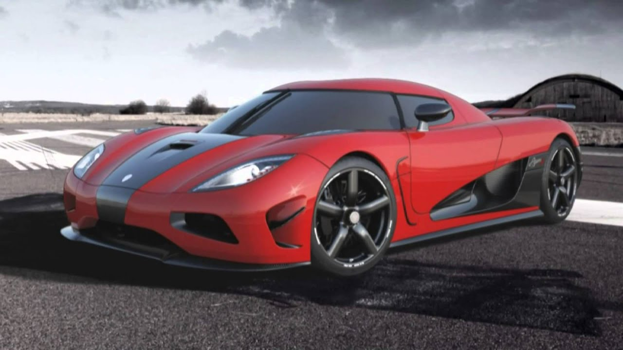 Koenigsegg Agera R   Interior And Exterior View   YouTube