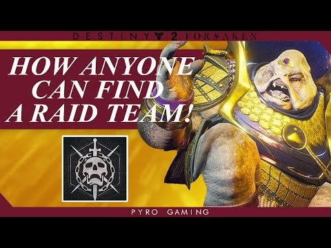 Destiny Bungie Hints at Raid Matchmaking // Should it happen? from YouTube · Duration:  4 minutes 20 seconds