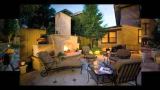 Garden Design | You Can Build A Fireplace And Bbq