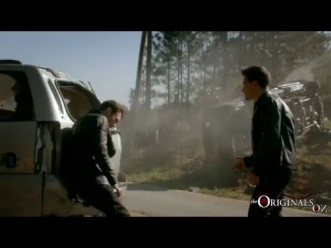 The Originals 3x20 Lucien Klaus Fight