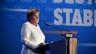 Los alemanes acuden a unas elecciones sin Merkel y con el escenario abierto