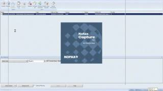 Kofax Capture 10 with Advanced Capture Email Import Connector