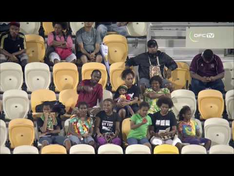 2016 OFC NATIONS CUP | Tahiti vs New Caledonia