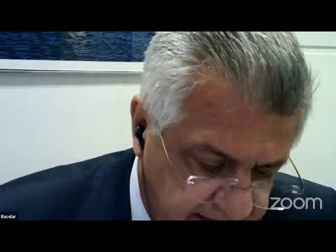 Reunião da Bancada para discutir a situação do Hospital Nair Alves de Souza