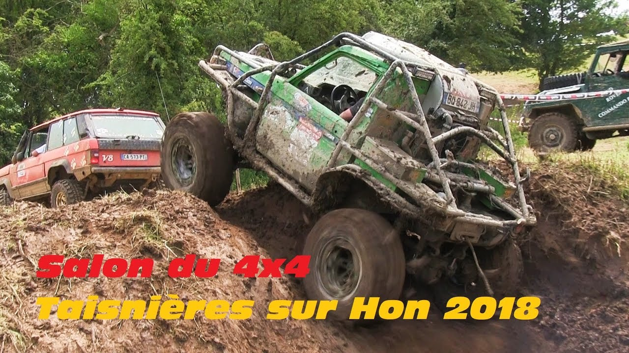 salon du 4x4 tout terrain off roading taisni res 2018 youtube. Black Bedroom Furniture Sets. Home Design Ideas