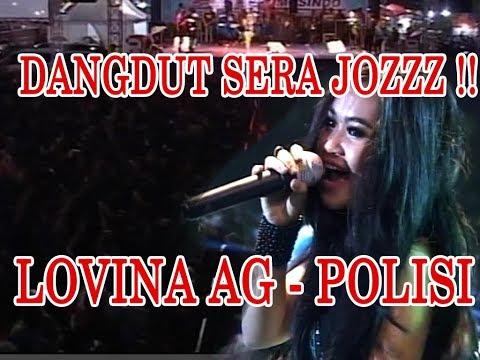 DANGDUT SERA LOVINA AG - POLISI Aloon-Aloon Kota Madiun