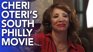 Cheri Oteri discusses taping her new film in South Philly