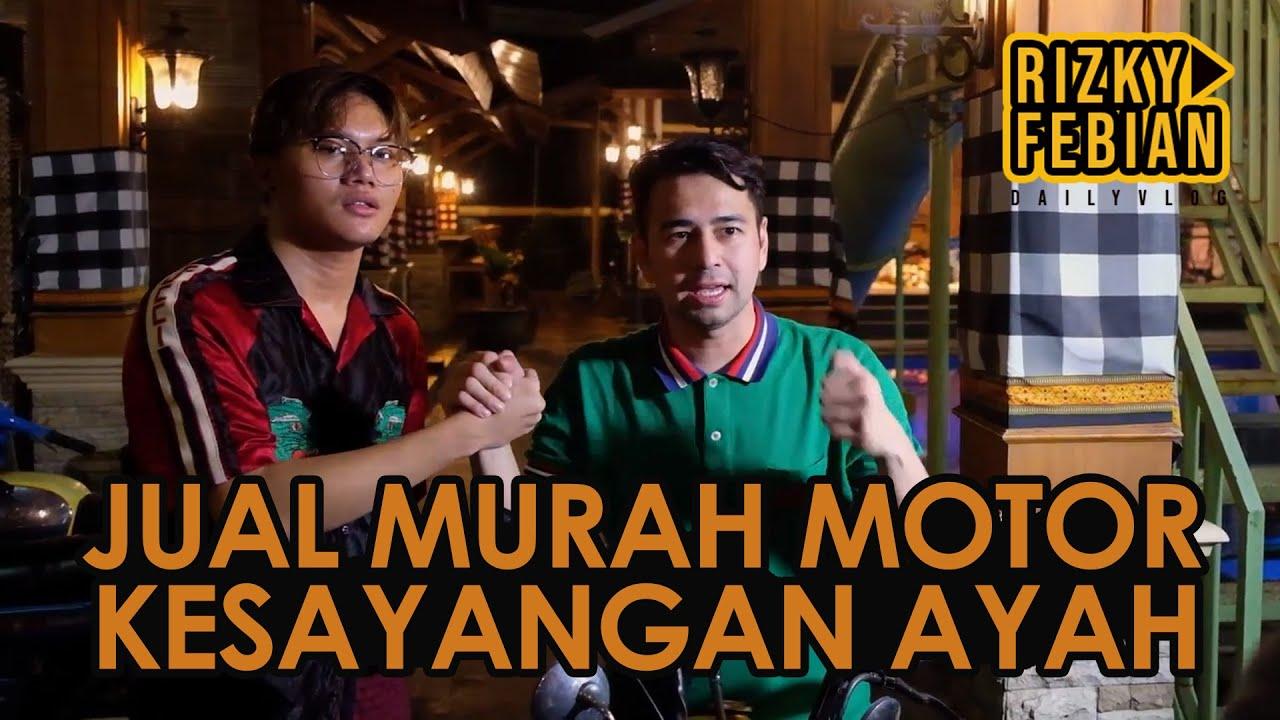 Raffi Beli Murah Motor Ayah | RFAS Vlog