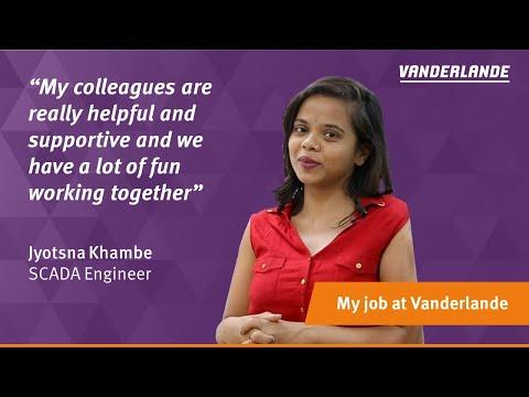Working as a SCADA Engineer at Vanderlande