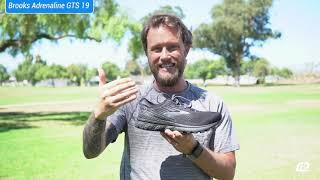 Brooks Adrenaline GTS 19 | Fit Expert Shoe Review