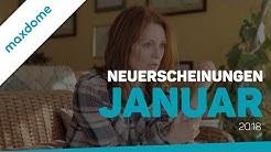 Neu bei Maxdome im Januar 2018 | Neuerscheinungen (Deutschland)