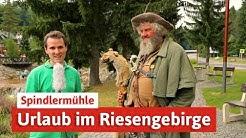 Urlaub bei Rübezahl in Spindlermühle im Riesengebirge