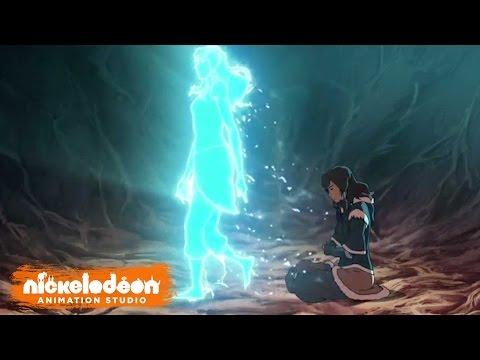 """Light In the Dark"" Episode Clip | The Legend of Korra | Nick Animation"