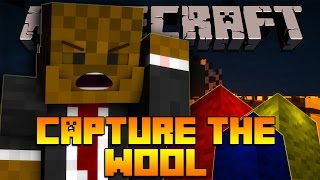 Minecraft Capture the Wool ULTIMATE PVP SHOWDOWN