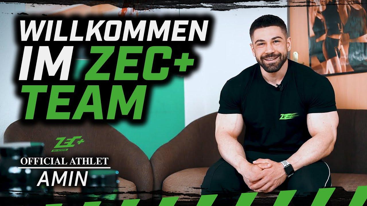 Amin - Willkommen im ZEC+ Team!