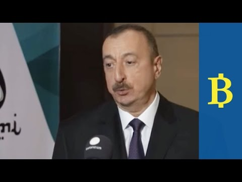 Azerbaijan's president insists low oil price are bringing re