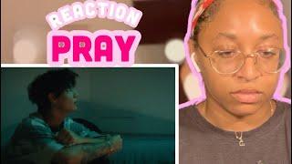 REACTION: Pray - Jxdn