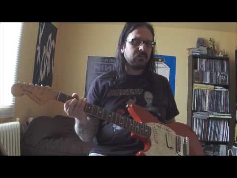 Nirvana - All Apologies - guitar cover - HD