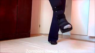 Achilles tendon rupture 6 weeks after injury