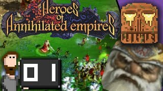 Heroes of Annihilated Empires. Part 1: A Hero versus the World.