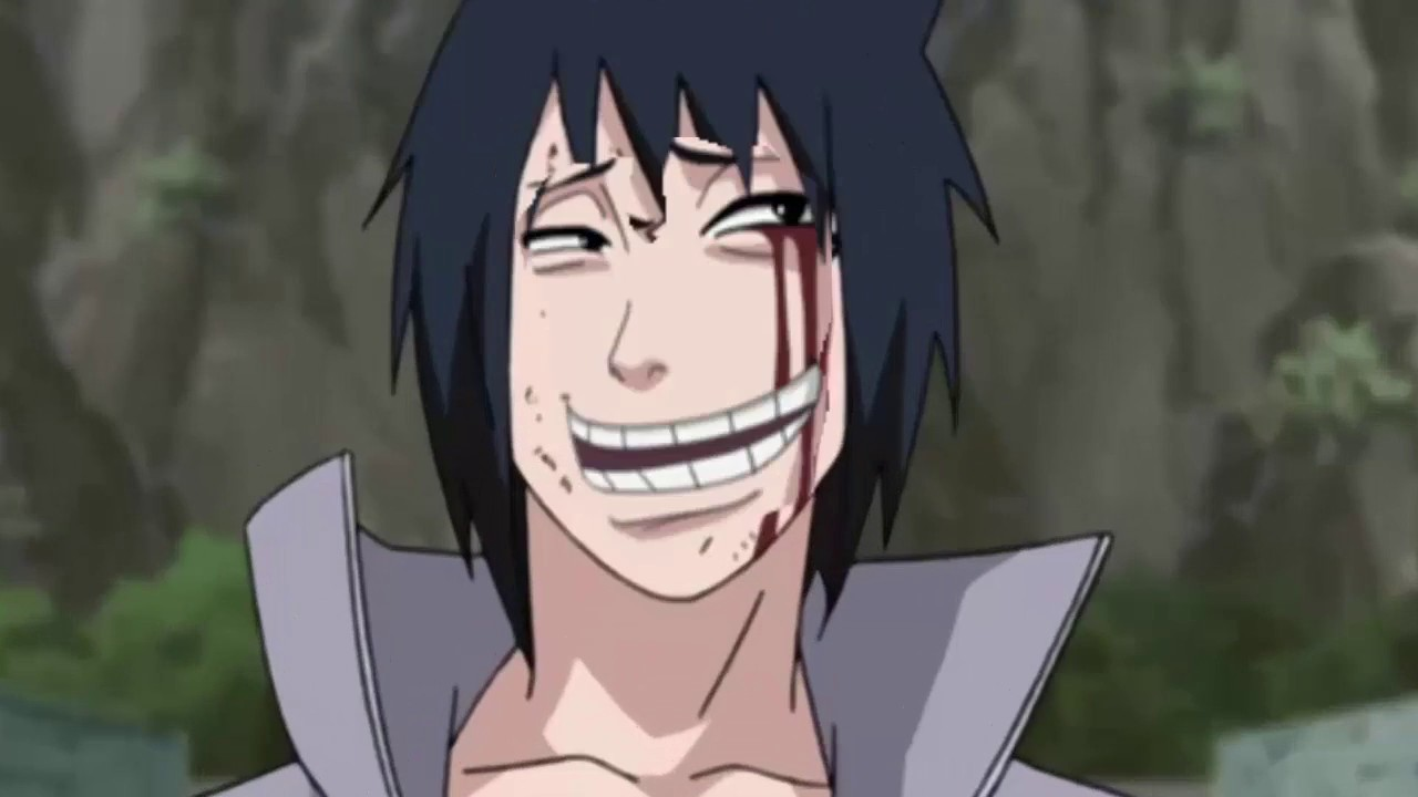 Sasuke Epic Laugh Troll MLG Edition