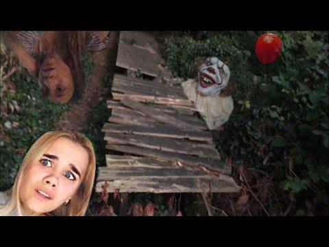 Нашла место, где Diana Di снимала видео с клоуном 🤡/Milagros Mi