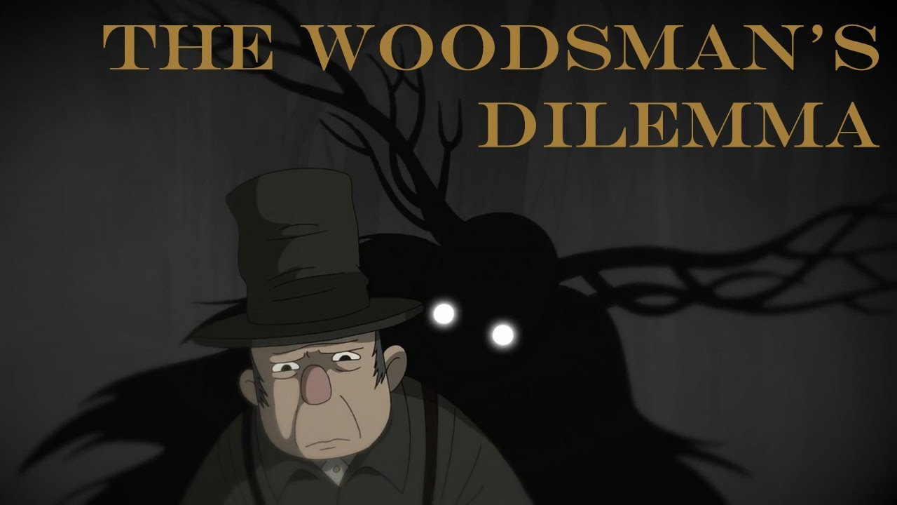 The woodsman 39 s dilemma over the garden wall analysis - Watch over the garden wall online free ...