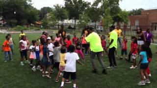 NAE NAE at Noyes Elementary Schol in DC