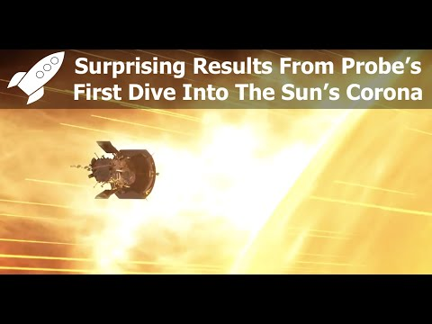 The First Results Of Parker Solar Probe's Visits To The Sun