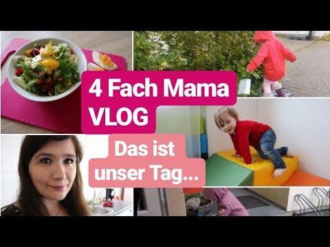 Routine Mit 4 Kindern| Mama VLOG| Haul| Spielzeug Ausmisten| Neues Sortierspiel| Alltags Vlog