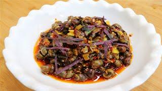 川菜師傅教你炒田螺的家常做法,麻辣鮮香,輕鬆吸肉,上桌就搶光【最美家常菜】