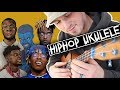 Playing Rap + Hip Hop On A Ukulele ( 12 beats )