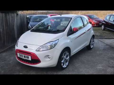ford ka grand prix edition youtube. Black Bedroom Furniture Sets. Home Design Ideas