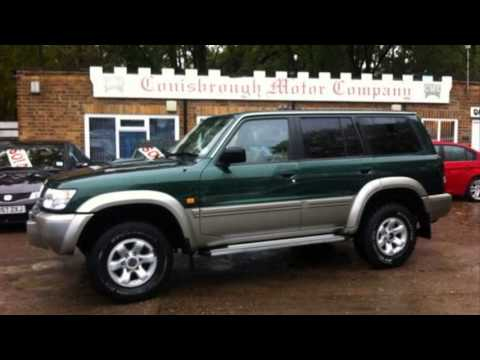 nissan patrol gr 3.0 turbo d - youtube