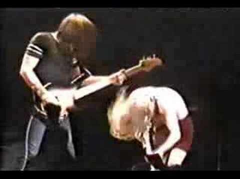 AC/DC LIVE / ROCKER 1981 TOKYO