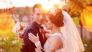 Wedding Titles Slideshow Light Leaks - After Effects template from Videohive