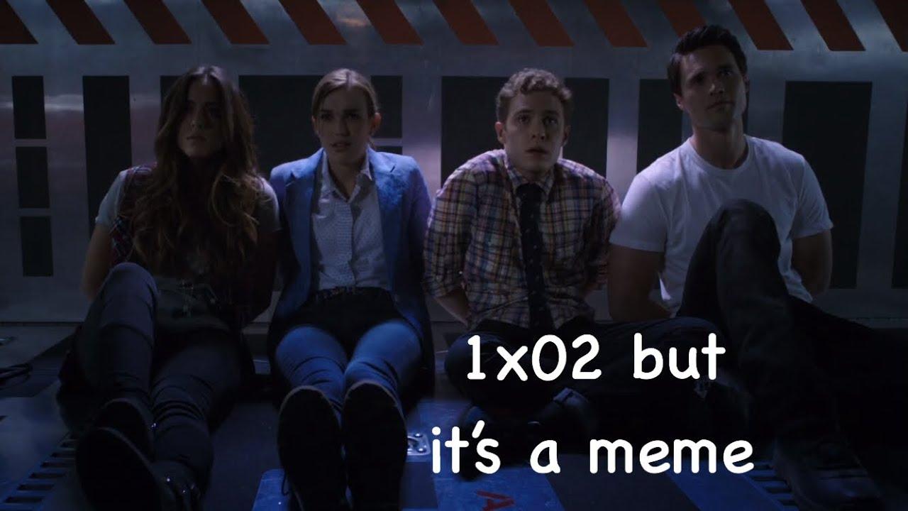 Download 1x02 but it's a meme | Agents of S.H.I.E.L.D.