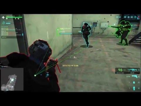 Wall hack + no recoil + speedhack