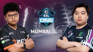 TNC Predator vs. Keen Gaming - Game 1 - LB Ro2a - ESL One Mumbai 2019
