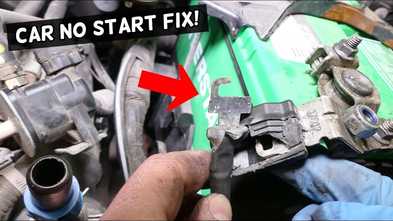 Car Does Not Start  Replace Starter Fuse Fix