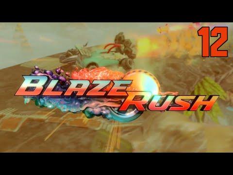BlazeRush - 12 - Deceptively Simple |