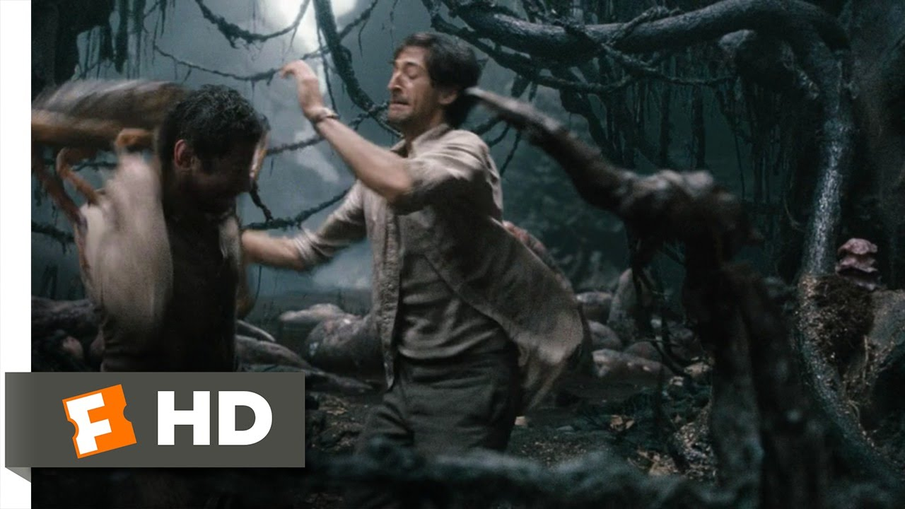 King Kong (5/10) Movie CLIP - Giant Bugs Attack (2005) HD - YouTube Adrien Brody