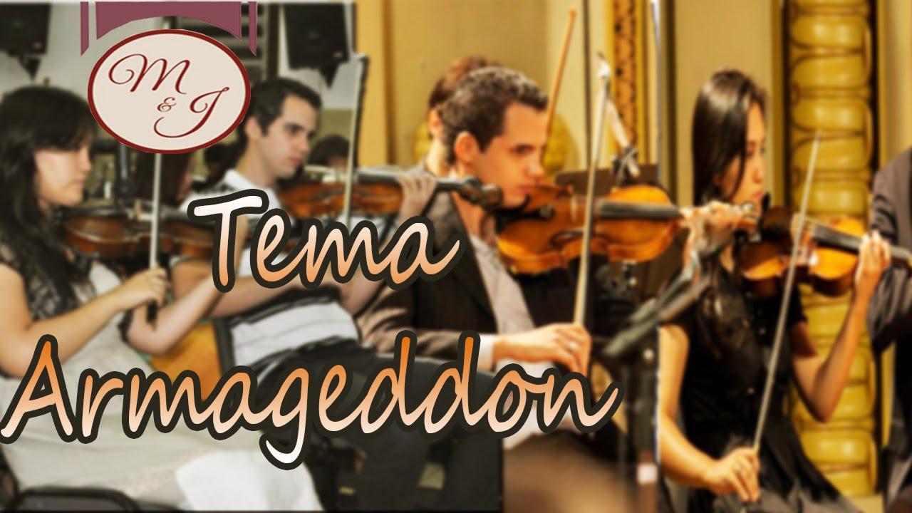 """Filmes Sobre Musicos for m & j músicos - """"tema do filme armageddon"""" violino e piano cover"""