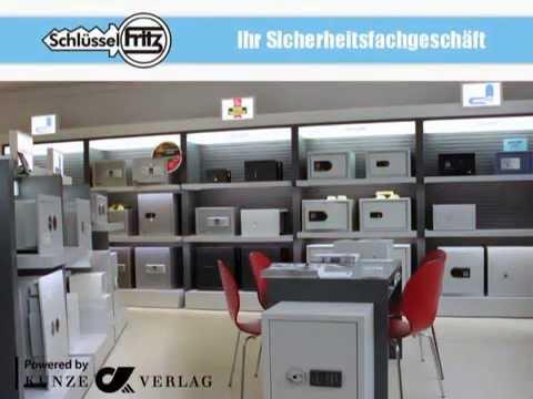 Schlussel Fritz Ihr Sicherheitsfachgeschaft In Augsburg Youtube