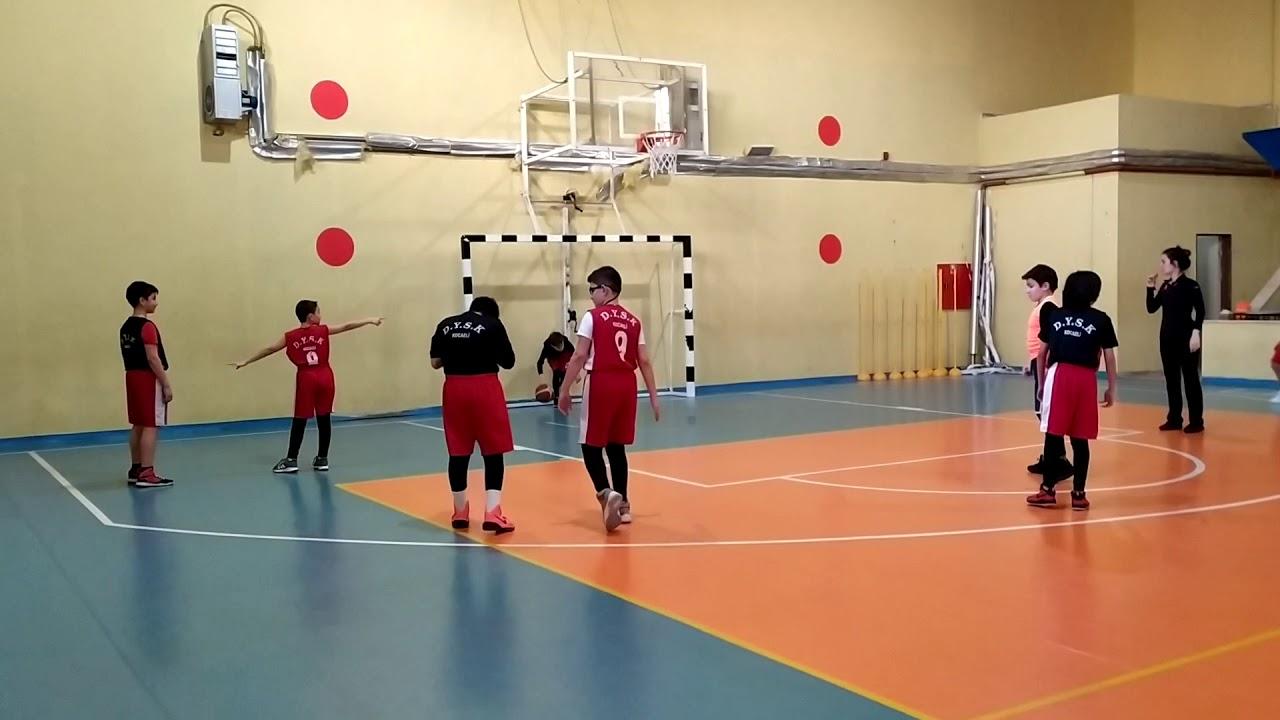 DYSK Basketbol Antrenman Ma U00e7 U0131 4 16 02 2020 YouTube