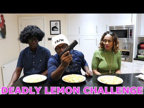 DEADLY LEMON CHALLENGE