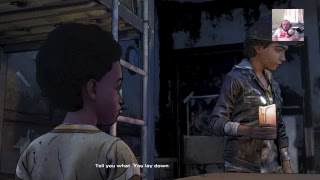 My baby grew up so much!!! | THE WALKING DEAD SEASON 4 Ep 1 |