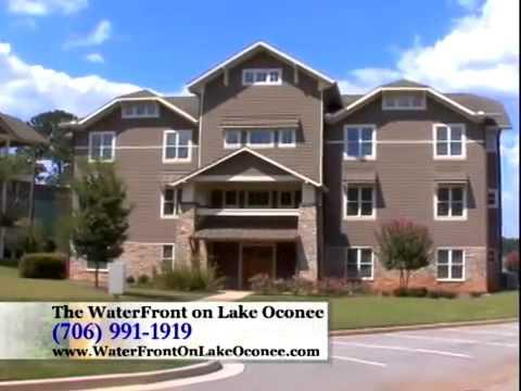 Waterfront on Lake Oconee